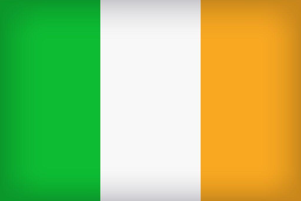 ireland, irish flag, country