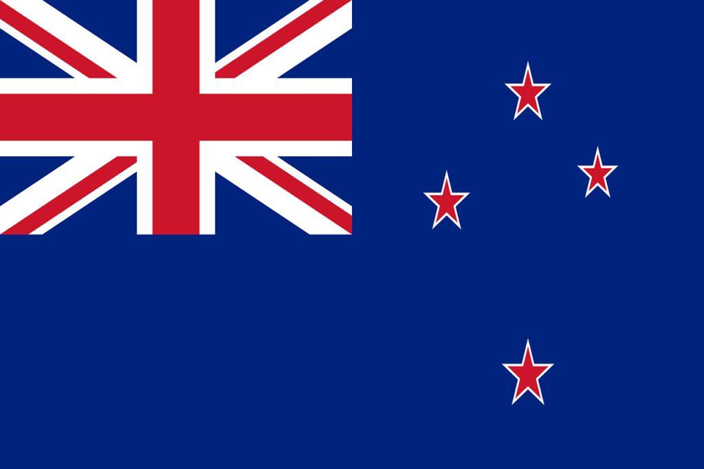 new zealand, flag, national flag